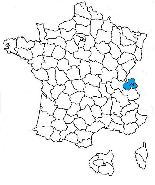 Code postal haute savoie 74 codes postaux des villes for Savoie code postal